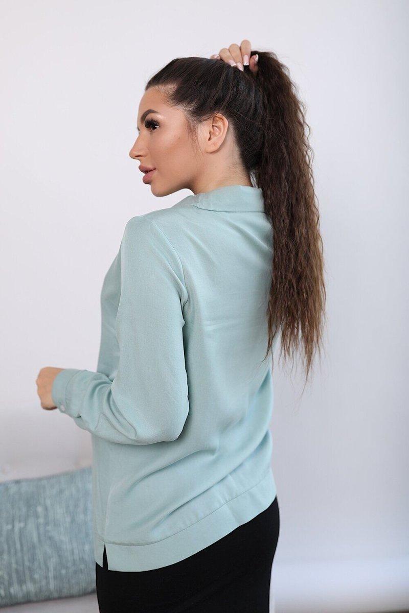 Блуза для беременных 0305634 лазурный