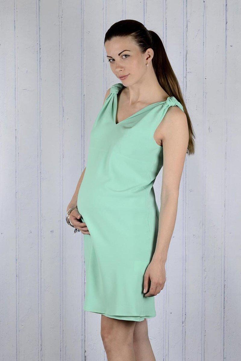 Сарафан для беременных 1155571 мятный