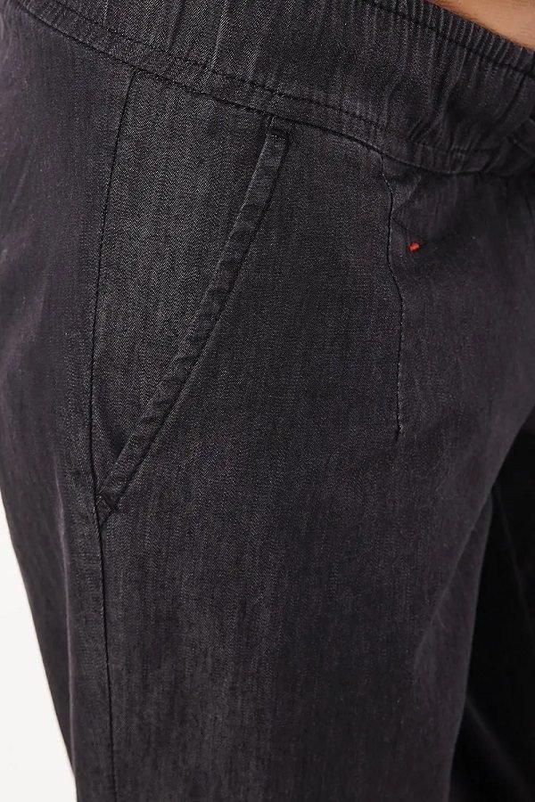 Джинси чорні 1295-358