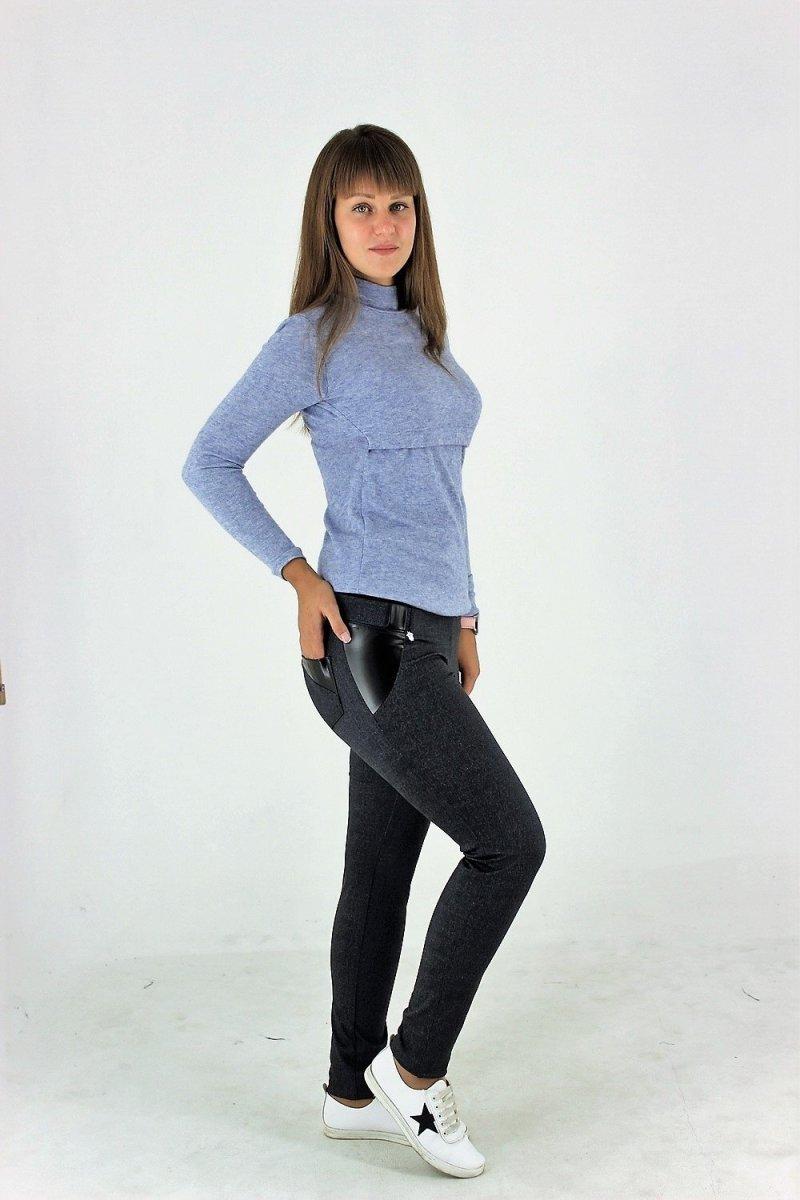 """Брюки трикотажные для беременных """"Fashion"""" sale"""