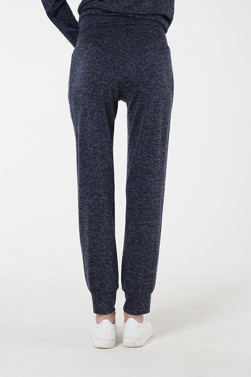 Спортивные брюки для беременных 1341258-5 синий