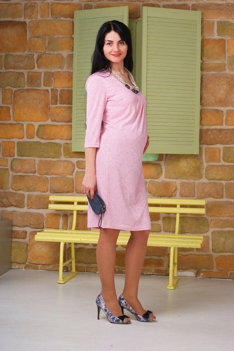 Платье В розовом свете