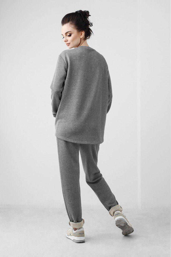 Спортивний костюм 1804-1030 серый