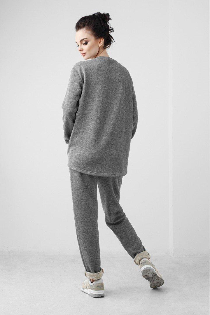 Спортивные штаны 1807 1030 серые