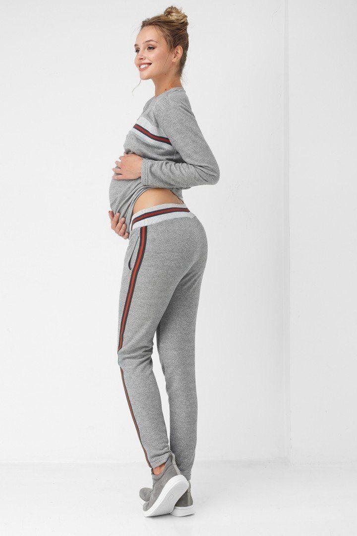 Спортивний костюм 1861-1061 серый