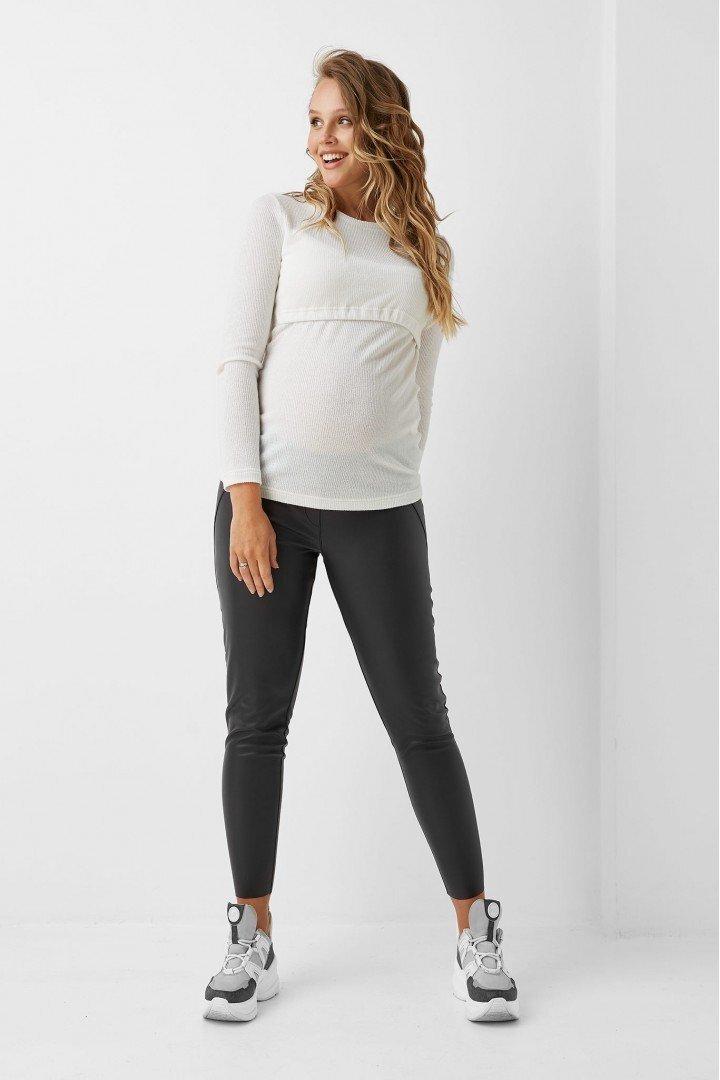 Лосины для беременных 1984-1209 черные