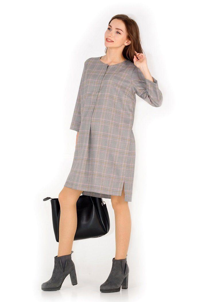 Платье Теплые линии