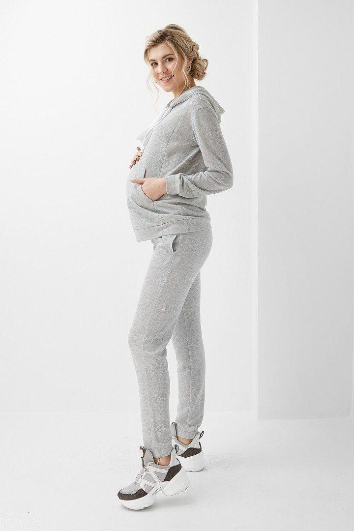 Штаны для беременных 1913 0000 серые