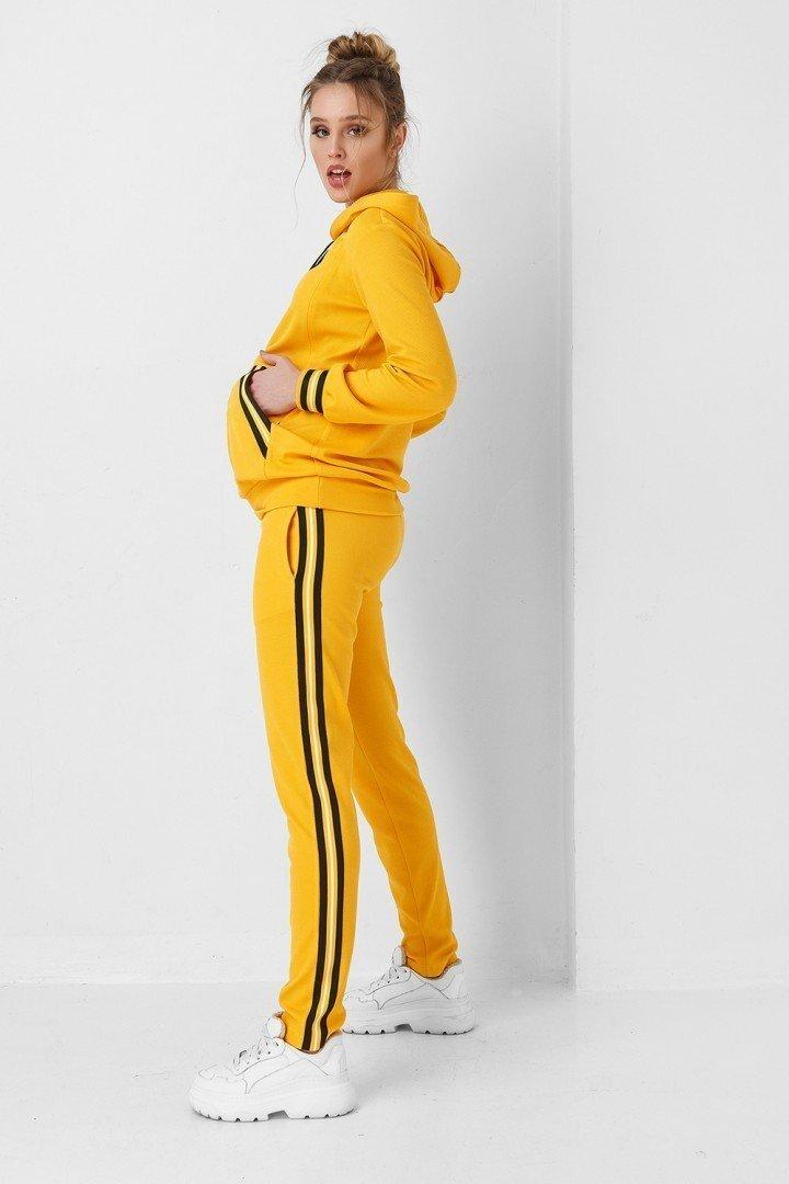 Штани для вагітних 1867-0000 Жовті