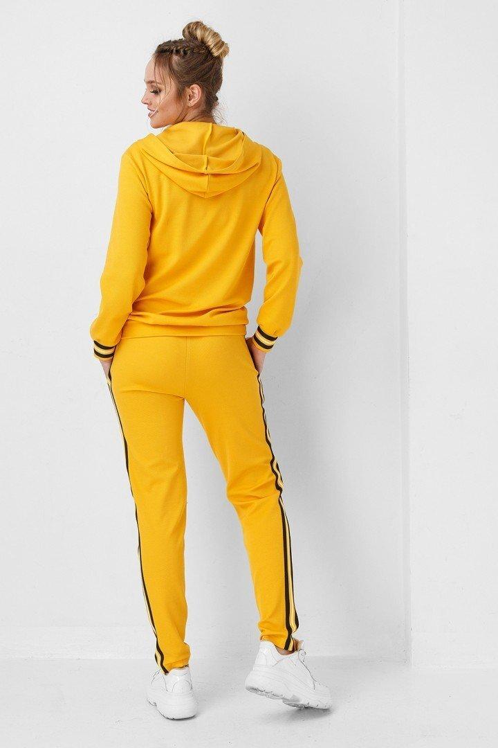 Штаны для беременных 1867-0000 Желтые