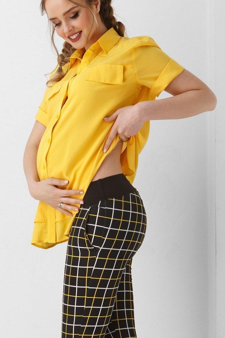 Штаны для беременных 1934 0000 черные