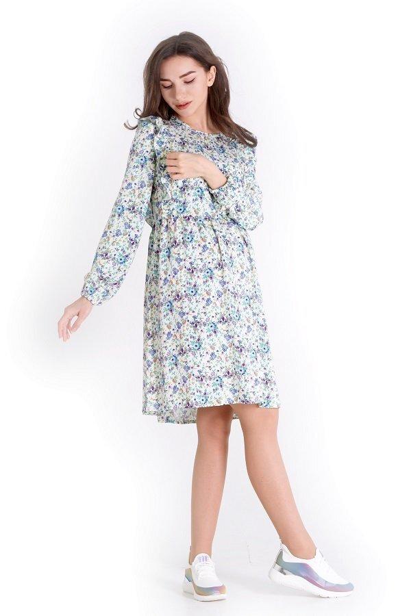 """Платье для беременных """"Шепот цветов"""""""