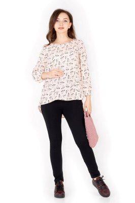 Блуза для беременных и кормящих Милая пани