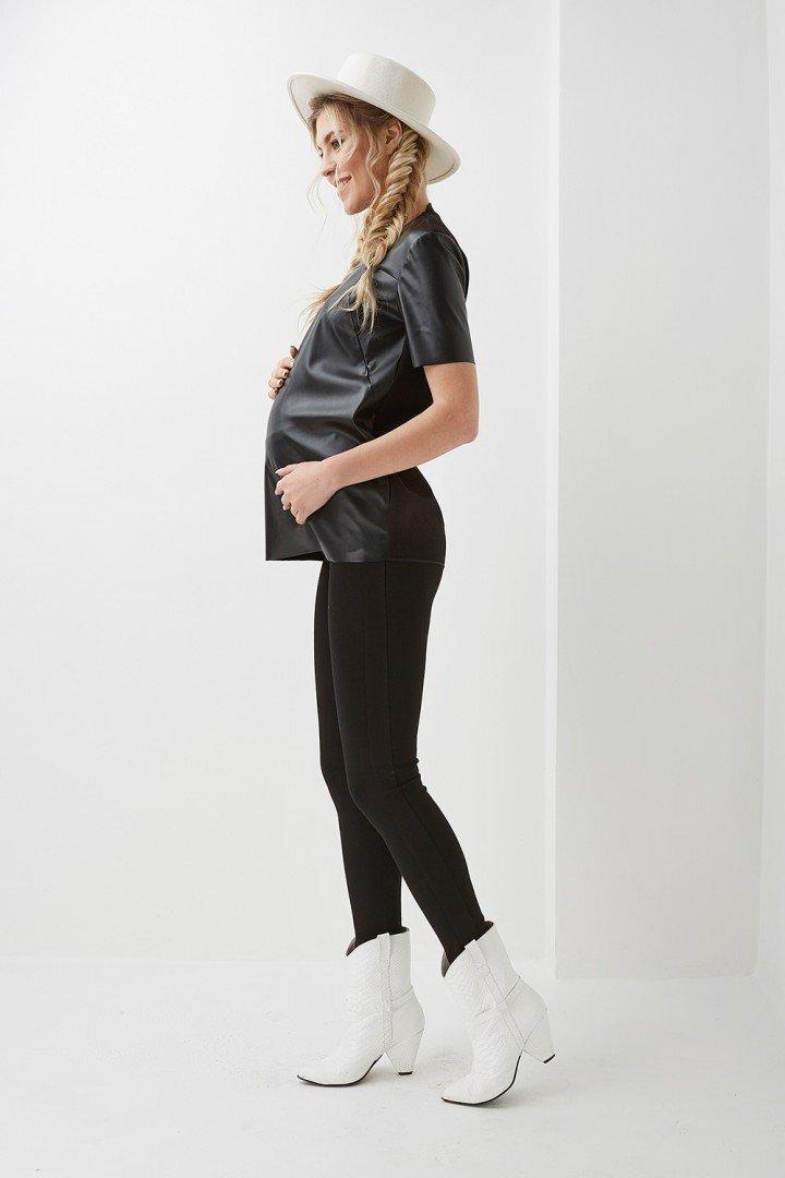 Лосини для вагітних 2009 0603 чорні