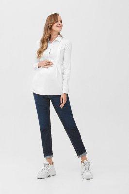 Рубашка для беременных и кормящих 2078 0173 белый