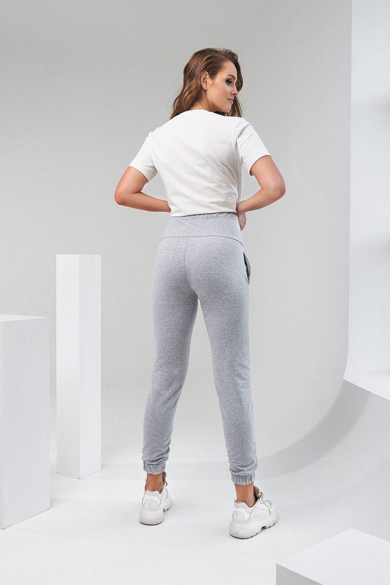 Штаны для беременных 2101 1360 серый