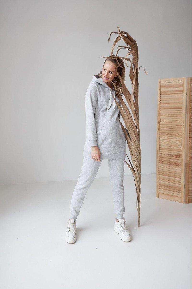 Штаны для беременных 2106 1433 серый