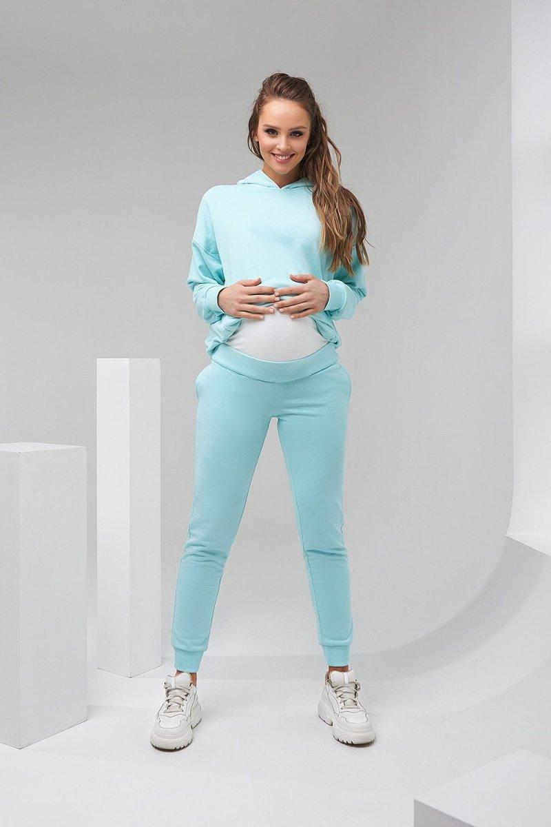 Спортивный костюм для беременных и кормящих 2113(4) 1461 мята