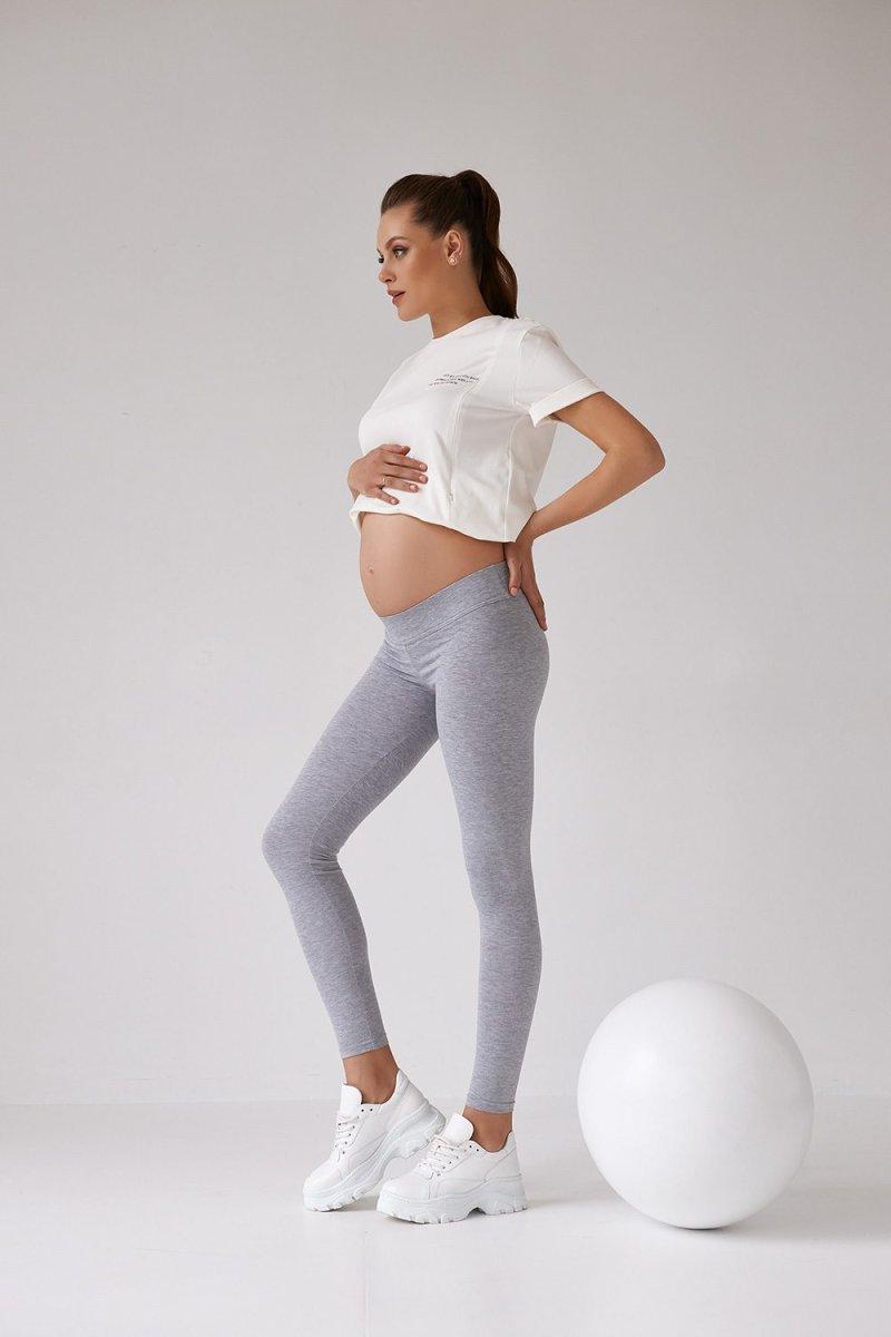 Штаны для беременных 2163 1360 серый