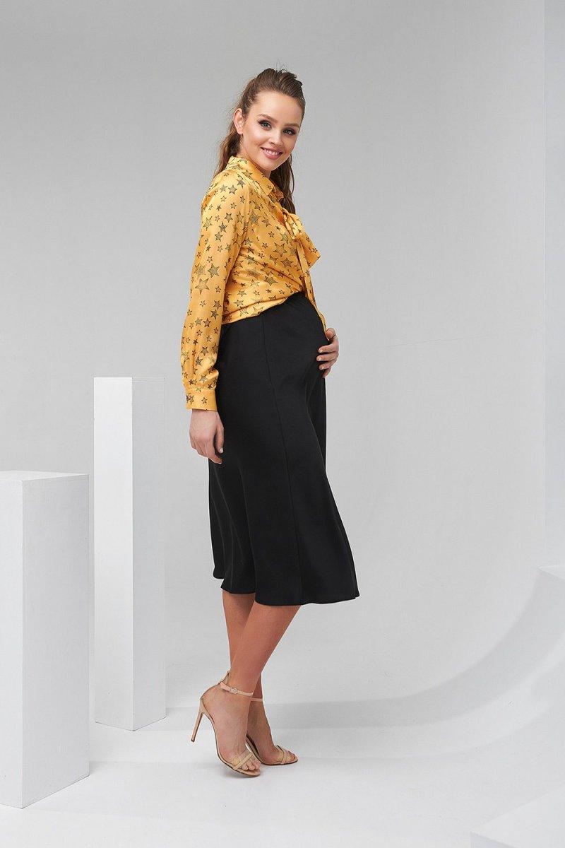 Юбка для беременных 2134 1507 черный