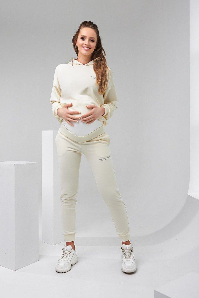Штаны для беременных 2136 1502 айвори