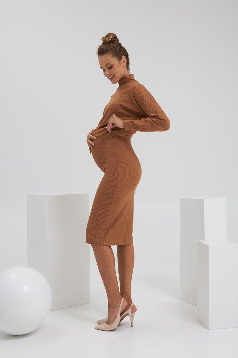 Костюм для беременных 2183(2)-1555 рыжий