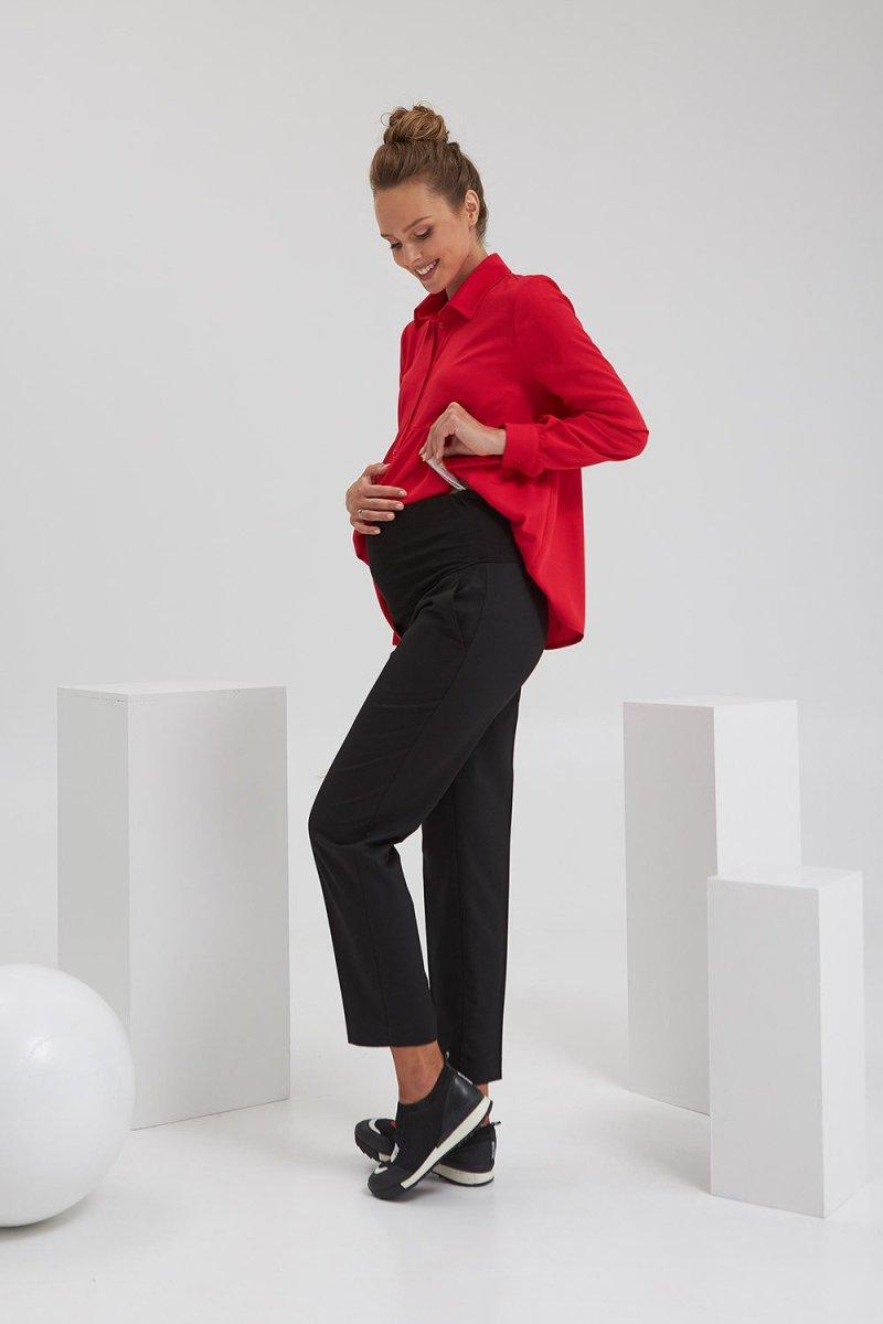 Штани для вагітних 2185 0494 чорний