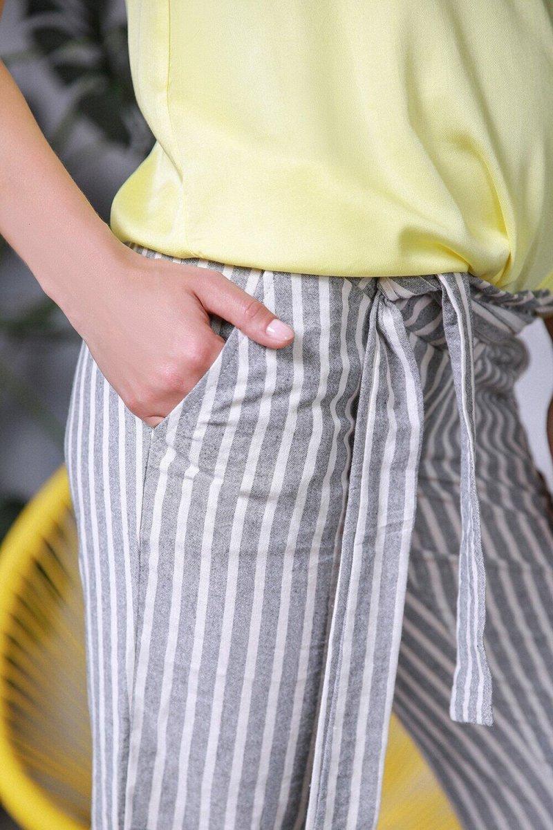Брюки для беременных 3172625 серый