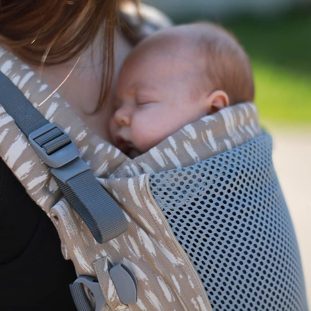 Зимняя слингокуртка 3 в 1 Блэк