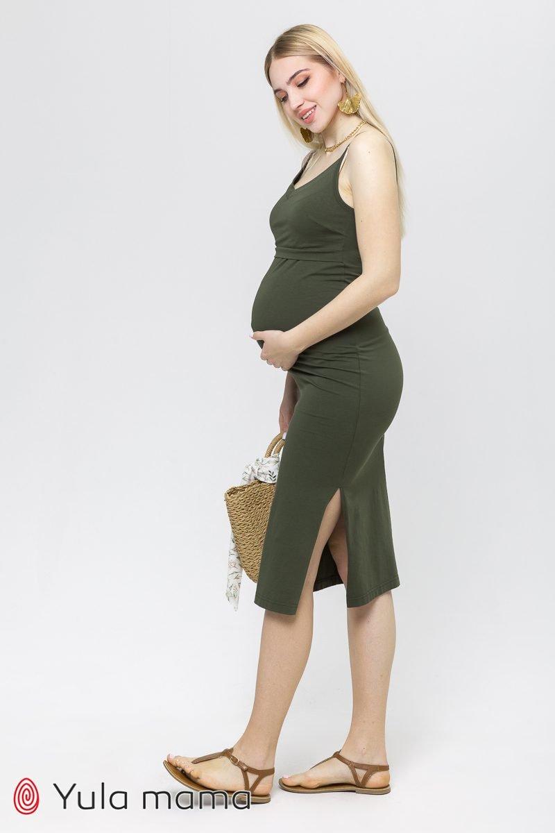 Сарафан для вагітних і годуючих Nita хаккі