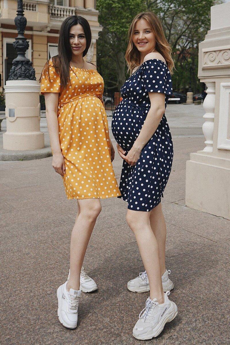 Плаття для вагітних 4169726 шафран sale