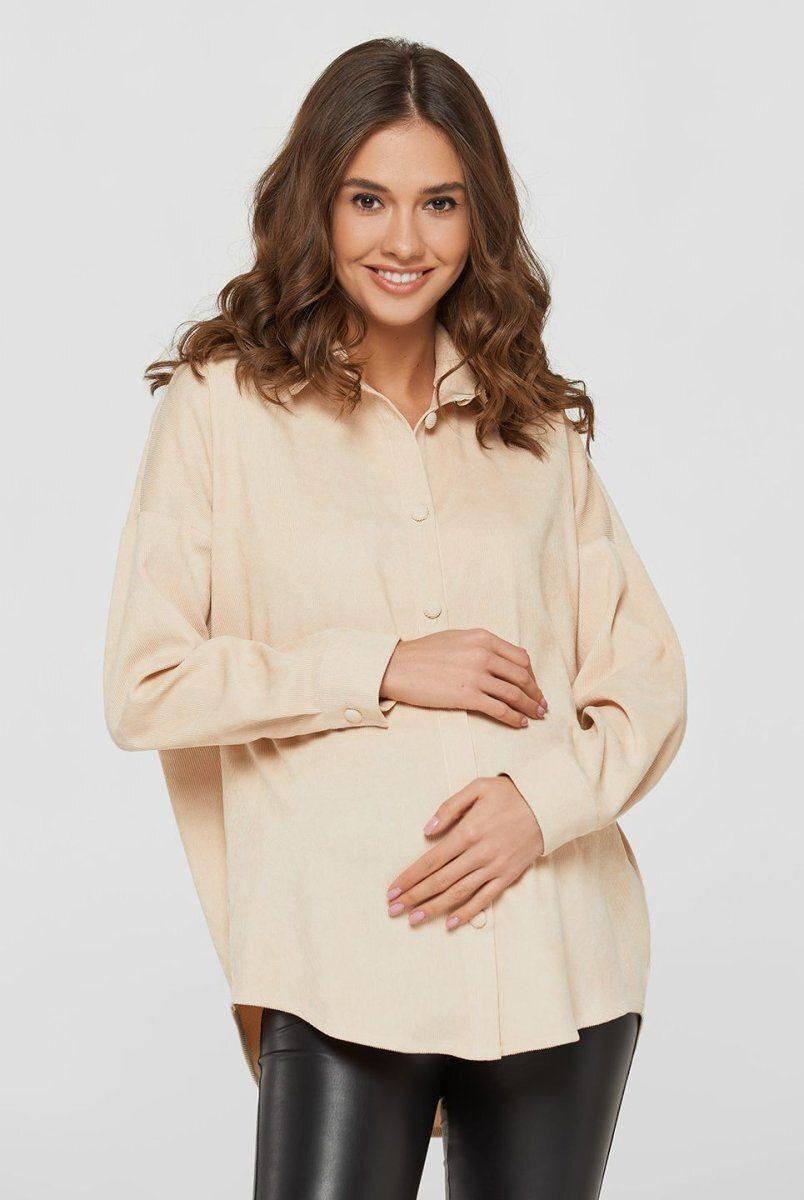 Рубашка для беременных Varna айвори