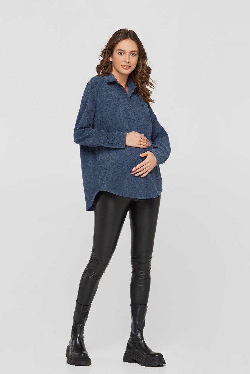 Рубашка для беременных Varna деним