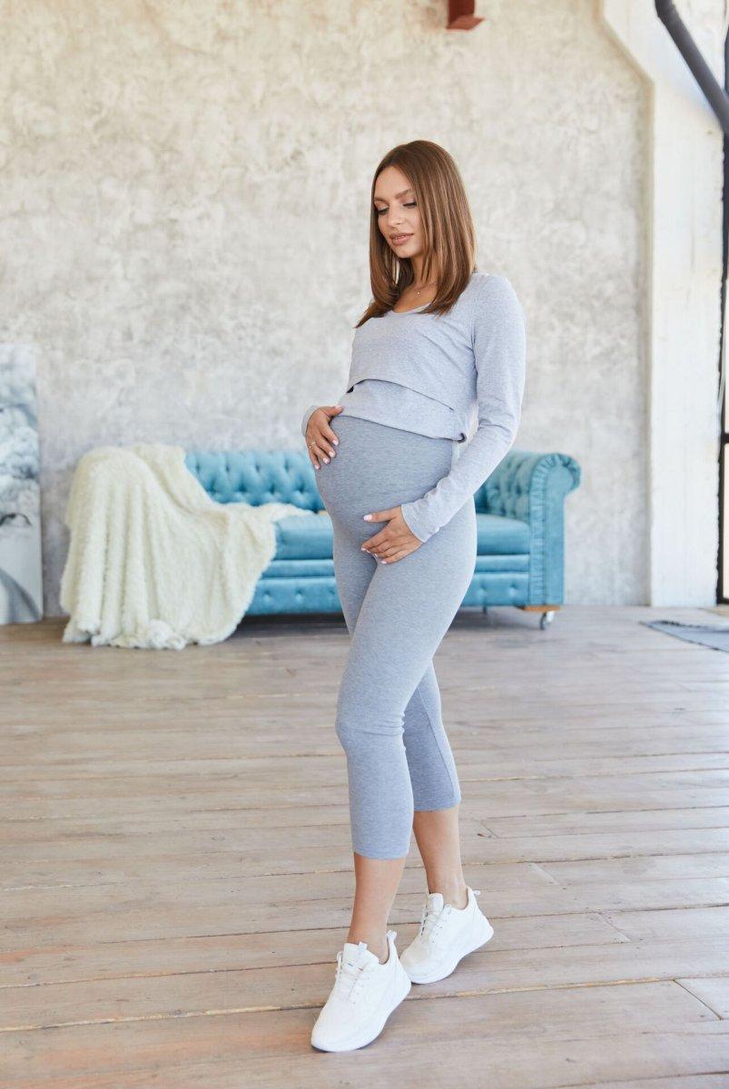 Капрі для вагітних Capri Меланж