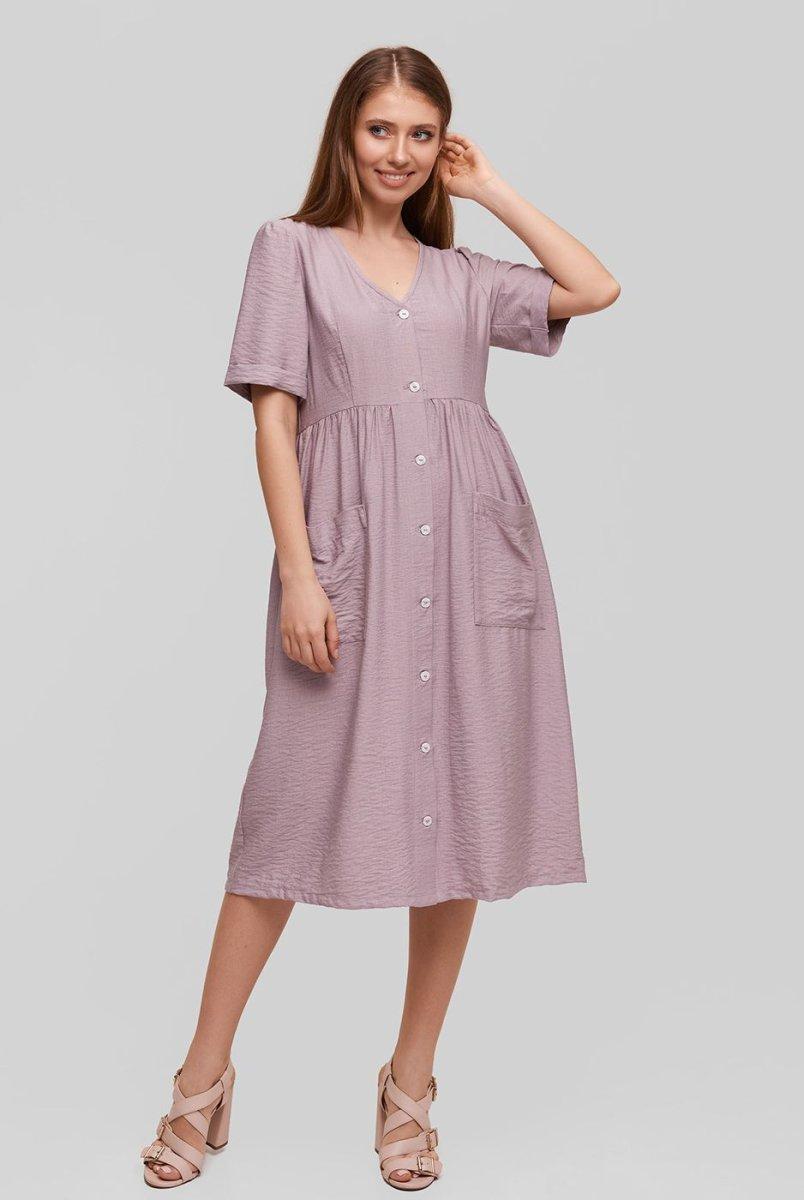 Платье для беременных и кормящих Lima сиреневый