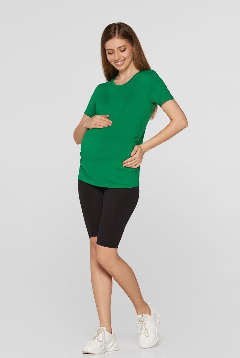 Футболка для беременных Manila зеленый