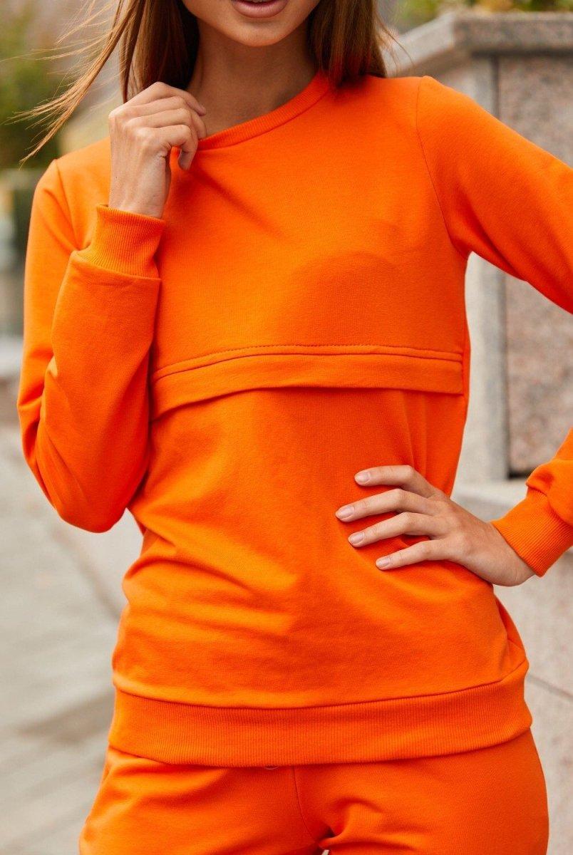 """Базовый костюм """"Детройт"""" - оранжевый"""