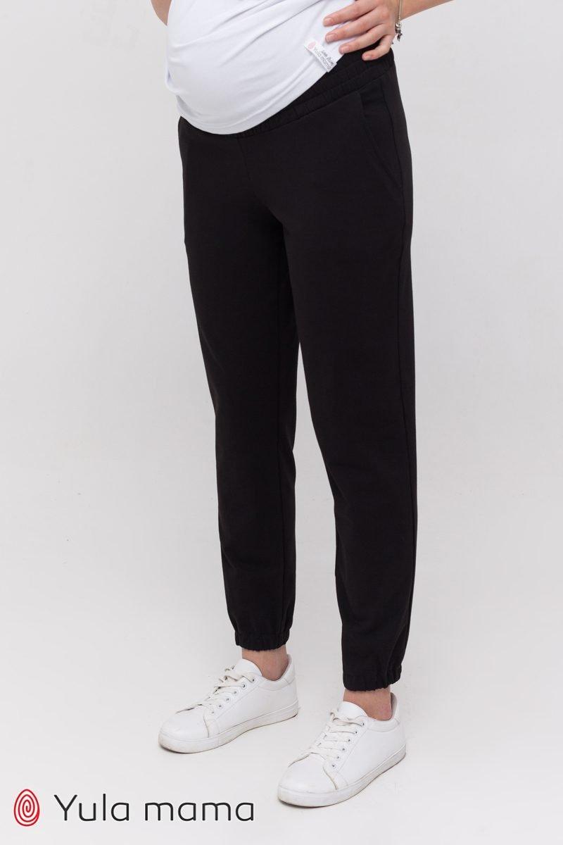 Спортивные брюки-джоггеры для беременных Dido черный