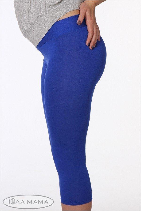 Лосины для беременных Mia new синий электрик sale