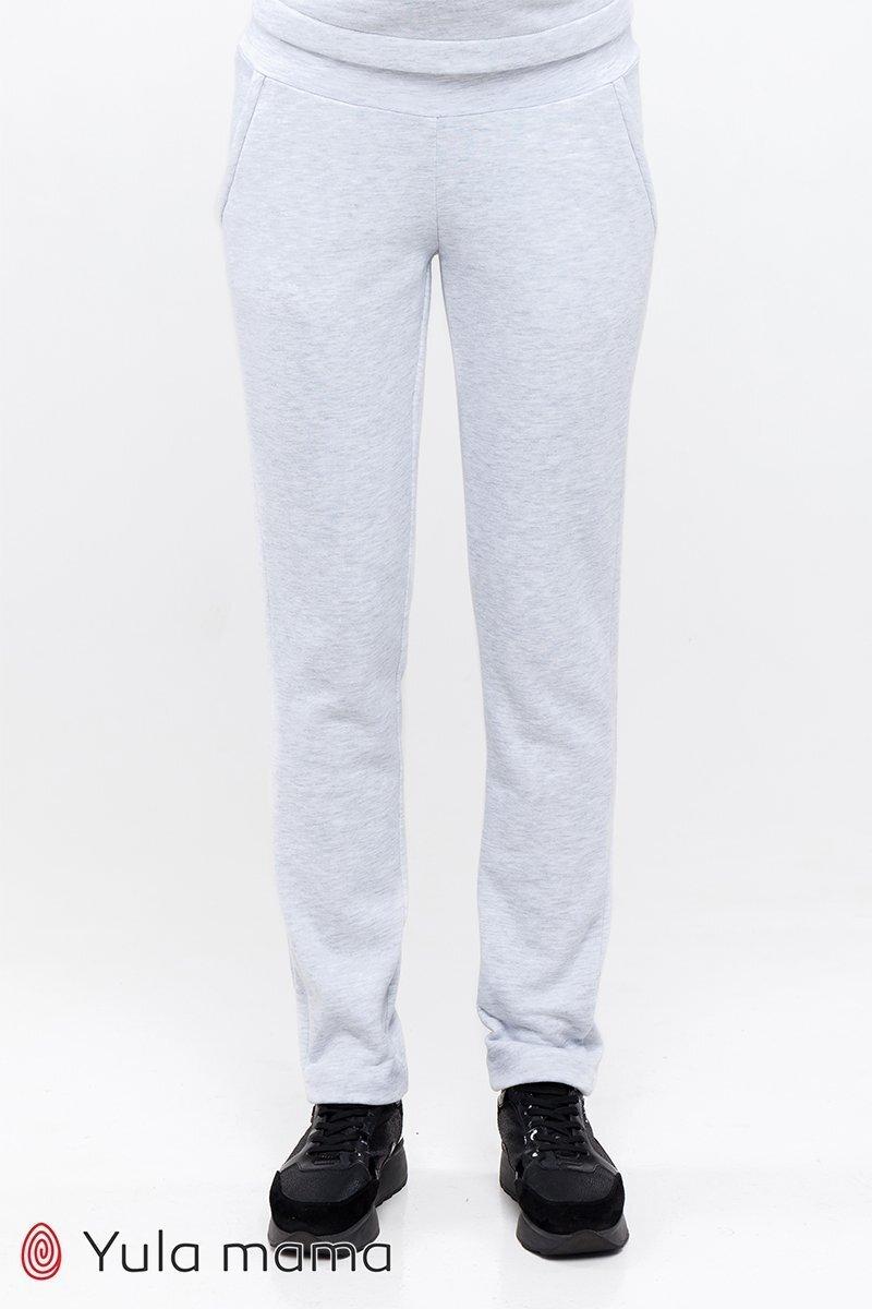 Теплый спортивный костюм 2в1 Halle светло-серый