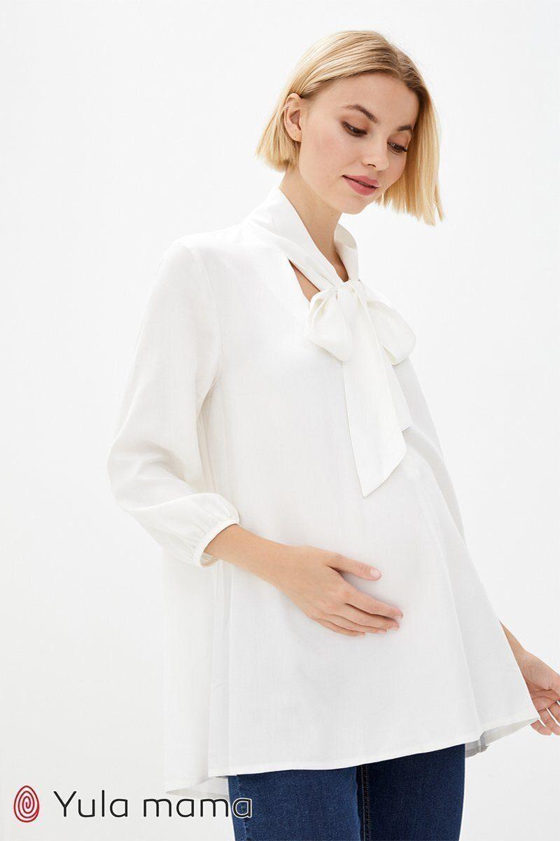 Туника для беременных и кормящих Berenice молочный