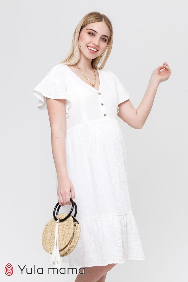 Летнее платье для беременных и кормящих Felicity молоко