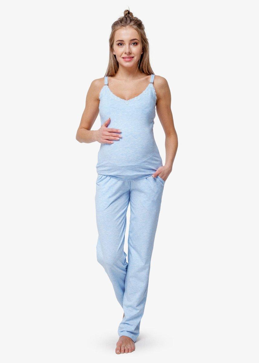 Пижама blue coton (хлопок)
