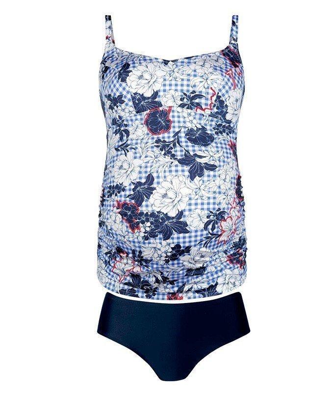 Купальник для беременных Anita 9616 голубой