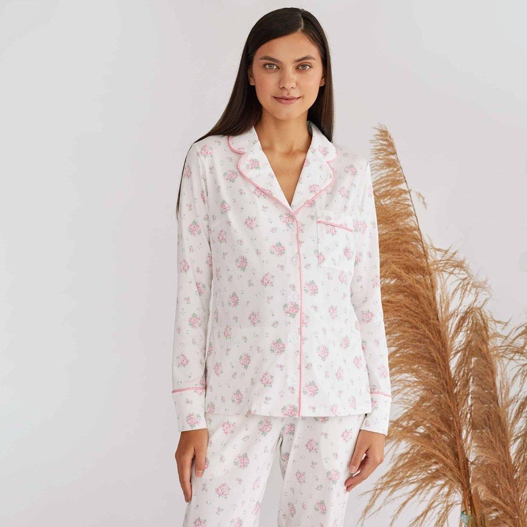Пижама для беременных и кормящих Sleeper