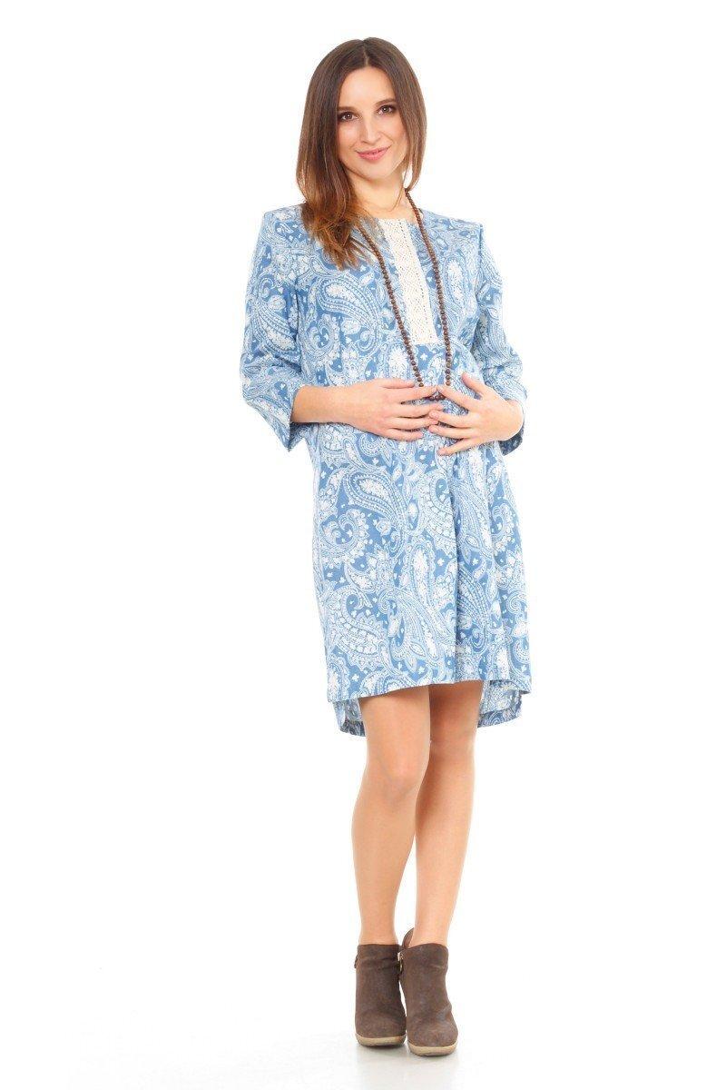 Платье 2в1 Джинсовые чары