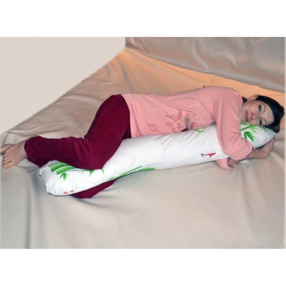 Подушка для беременных Седьмое небо цвет Совы на сером