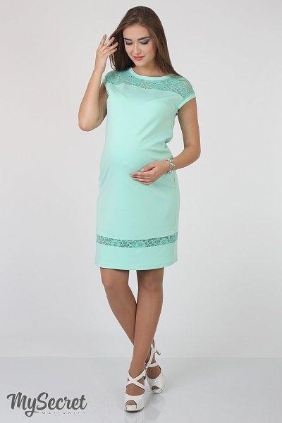 Женственное платье Vesta мята
