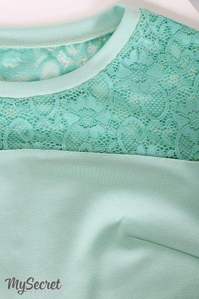 Женственное платье Vesta мята sale